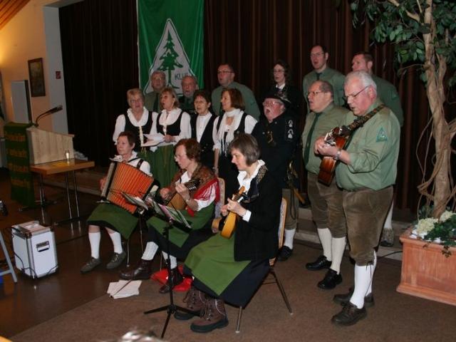 Jahreshauptversammlung Zweigverein Schulenberg