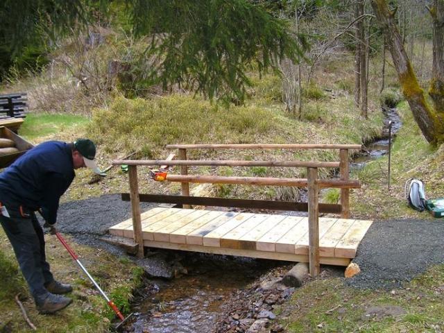 Vereinsarbeit Schulenberg Brücken